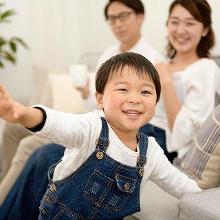 「チャコの家」は、家族に健康を約束してくれる家です